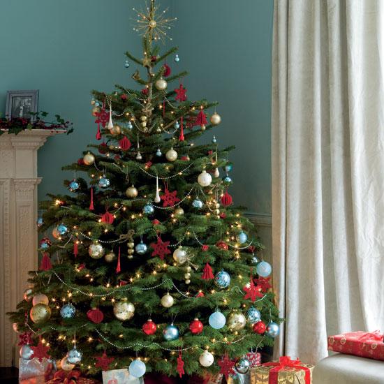 Как красиво украсить новогоднюю ёлку на Новый год 2018