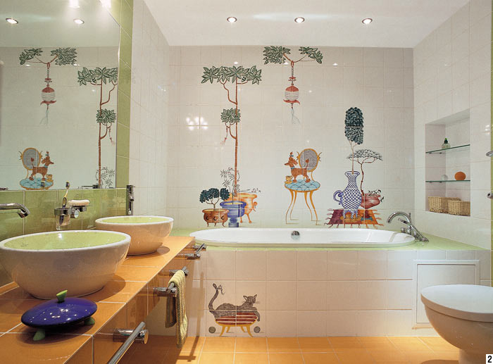 Большая ванная комната дизайн | Идеи ...: www.dizain.decor4house.ru/bolshaya-vannaya-komnata-dizajn/6733_25_b