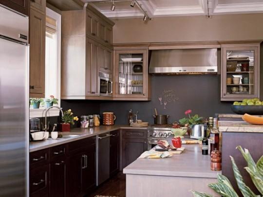 Современный интерьер кухни  Идеи ...