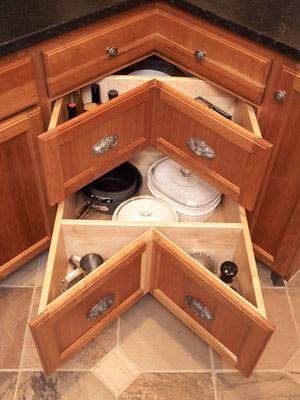 Угловой шкаф дизайн идеи