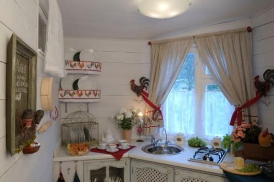 кухня во французском стиле в.