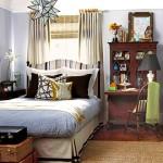дизайн гламурных спален
